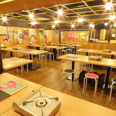 韓国料理 ノムノムソウル 名駅店の雰囲気1