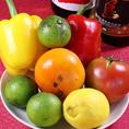 大分のお野菜をふんだんに使用♪手作りおばんざいや郷土料理に舌鼓♪