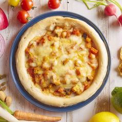 料理メニュー写真【野菜】オルトラーナピザ