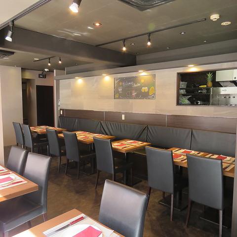 【シュラスコ専門店】シュラスコレストラン Calendula カレンドゥラ|店舗イメージ6