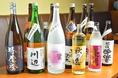 オーナーが自ら厳選した「球磨焼酎」や日本酒など豊富なドリンクメニューと手作りに拘った料理をお楽しみください♪