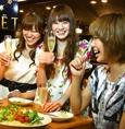 女子会は得意分野☆ドリンクの豊富さが魅力【飲み放題、時間無制限、宴会、新歓、歓送迎会、飲み会、打ち上げ、コンパ】