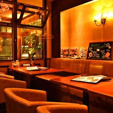 BAGEL&SWEETS ℃cafe シードカフェの雰囲気1