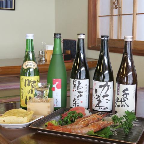 東松山の老舗そば屋。旨いそばと日本酒、小料理も堪能できます。