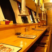 炭火焼肉 貴仙 本店の雰囲気2