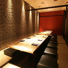 和食郷土料理 個室居酒屋 豊洲屋 豊洲本店の雰囲気1