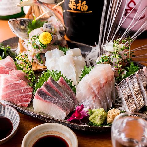 大人のための隠れ家日本酒専門店UMAMI♪全国厳選地酒100銘柄と新鮮な海鮮!