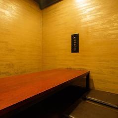 4名~6名までOKの個室。ご家族などのご利用に最適!