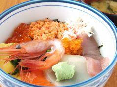 函館 朝市食堂 二番館の写真