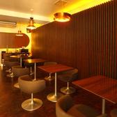 ブーガルーカフェ boogaloo cafe 四条河原町店の雰囲気3