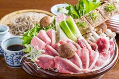 信州蕎麦ラウンジ くりやのコース写真