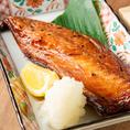 ■大阪府知事賞・水産庁館長賞受賞の『サバみりん』です!ランチ・ディナーに是非どうぞー!