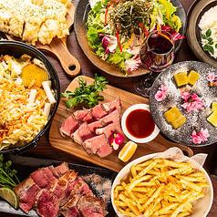 お肉とチーズの専門店 チーズLABO エスタ富山店のコース写真