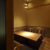 完全個室はとっておきのお食事にぴったり!