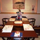 個室(テーブル)