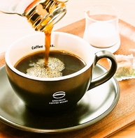 ~SPECIALTY COFFEE~「いつもと違う」一杯が愉しめる