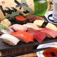 鮨 酒 肴 杉玉 武蔵境のおすすめポイント1