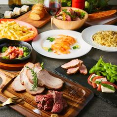 肉バル ビーワン BEONE 千葉駅前店のコース写真
