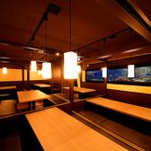 海鮮個室DINING 百々屋 水道橋店の雰囲気2