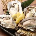 料理メニュー写真仙鳳趾産 殻付き生牡蠣