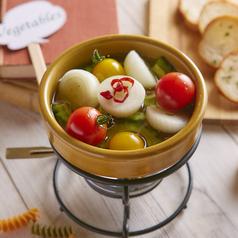 料理メニュー写真【野菜】季節のベジージョ