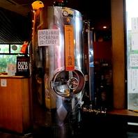 アサヒの博多工場から直送される生ビール!
