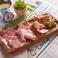 料理メニュー写真【肉】生ハムのミスト