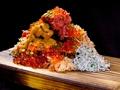 料理メニュー写真新名物!!海鮮こぼれ寿司