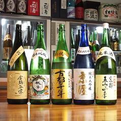 京都伏見蔵 烏丸別邸のコース写真