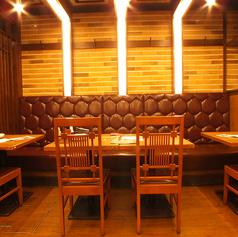 レイアウト可能なテーブル席!様々な人数にご対応致します!!