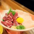 料理メニュー写真◆ 極上馬刺し