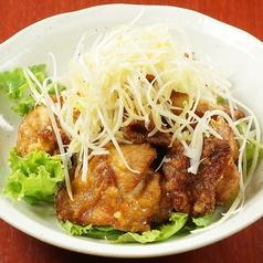 若鶏の唐揚げ/唐揚げ油淋鶏ソース