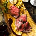 料理メニュー写真ジョニーの和牛ローストビーフ