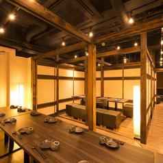 厳選肉と和食dinning居酒屋 香屋 kouya 千葉駅前店の雰囲気1