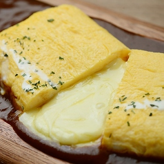 チーズ×デミグラス だしまきたまご