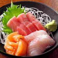 ◆◇市場直接仕入れの鮮魚等、100品目以上ある料理◆◇