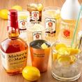 ■お酒は九州の地酒『日本酒・焼酎』も取りそろえております!今の季節は『ハイボール・レモンサワー』が人気です!