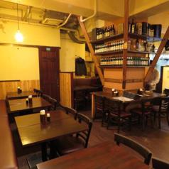 Asian Dining&Bar SITA 麹町店の雰囲気1