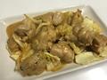 料理メニュー写真鶏肉のマヨ味噌炒め