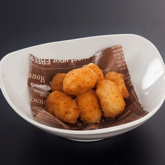 料理メニュー写真ラクレットチーズフライ