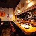 鶏家 六角鶏 梅田店の雰囲気1