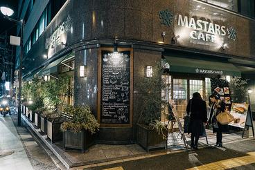 マスターズカフェ MASTARS CAFE 薬院店の雰囲気1