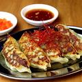 料理メニュー写真韓国肉餃子 5ヶ