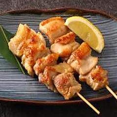 料理メニュー写真鶏もも(2本)塩・タレ