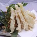 料理メニュー写真伊江島産 島らっきょうの天ぷら
