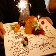 ★お誕生日会におすすめ★大切な人に喜んでもらいたい