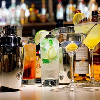 こだわりの飲み放題メニュー!170種類も選べます♪