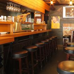 ◆カウンター6席◆お1人様・サク飲み・デートなどに◎なカウンター席♪