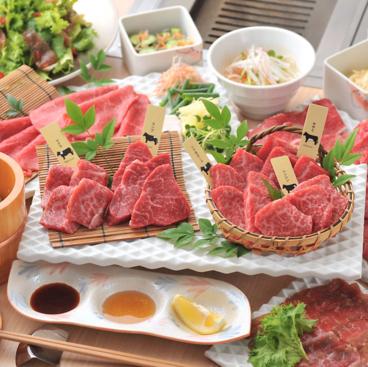 熟成和牛焼肉 エイジング ビーフ ワテラス神田秋葉原店のおすすめ料理1