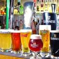 料理メニュー写真他にスコットランドのパンクIPA&ハイネケン&バドワイザー&麒麟ラガー&ハードシードル樽生ビールも!
